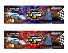 #15 for Design a Banner for Brandon Sheppard Racing af prasanthmangad