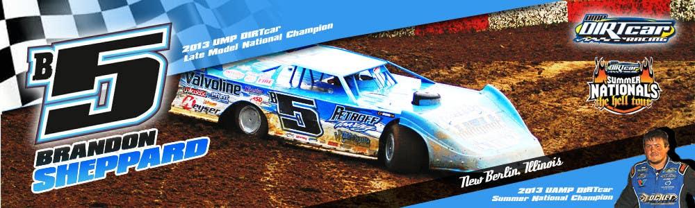 Inscrição nº 13 do Concurso para Design a Banner for Brandon Sheppard Racing