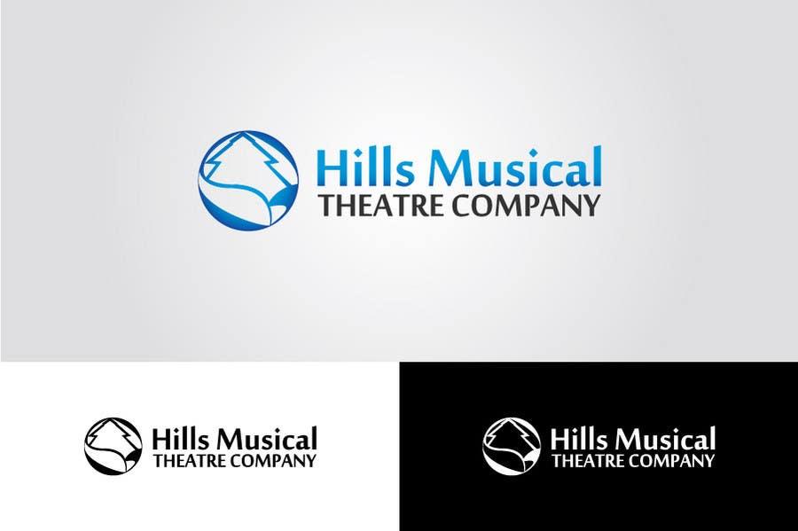 Bài tham dự cuộc thi #66 cho Design a Logo for Our Amateur Musical Theatre Company
