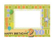 Contest Entry #39 for Design some Stationery for Childs Birthday Photo Card