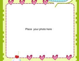 #53 for Design some Stationery for Childs Birthday Photo Card by AtulShruthi