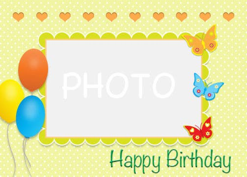#50 for Design some Stationery for Childs Birthday Photo Card by Binili