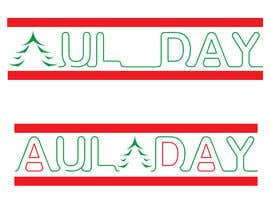 #7 za Design a Logo for an Event AUL DAY od jasminajevtic