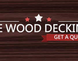 #6 for Design a Banner for wood website by saqibrajput3284