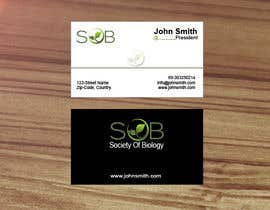 #44 dla Design some Business Cards przez GraphicEditor01