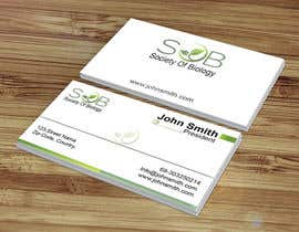 #73 dla Design some Business Cards przez GraphicEditor01