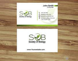 #78 per Design some Business Cards da GraphicEditor01