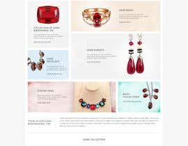 #13 per Design a Website Mockup da memongzki