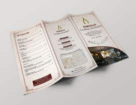#48 dla To-Go Menu for restaurant przez zeddcomputers