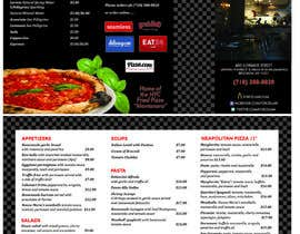 #1 dla To-Go Menu for restaurant przez sarahwinsor