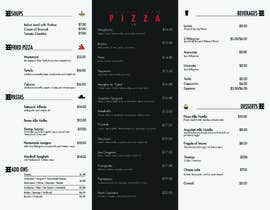 #55 for To-Go Menu for restaurant by micheees