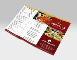 #3 for To-Go Menu for restaurant by msranask
