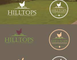 #38 per Design a Logo for Free Range Eggs Business da BatJazzStudio