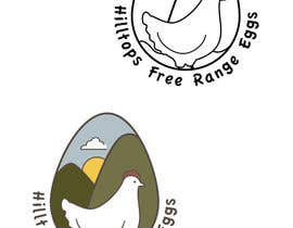 #78 dla Design a Logo for Free Range Eggs Business przez madone01