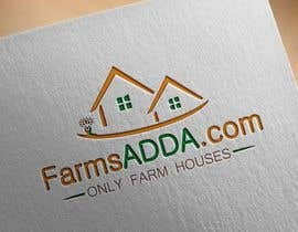 #68 for Design a Logo for a farmhouse website by meher17771