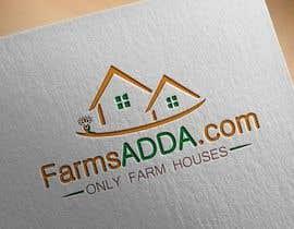 #68 per Design a Logo for a farmhouse website da meher17771