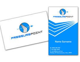 #156 for Business Card Design for Pressurepoint af Anmech