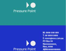 #11 for Business Card Design for Pressurepoint af giovanniperini
