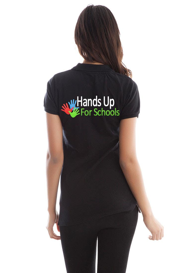 Proposition n°150 du concours Design a Logo for Hands Up for Clubs