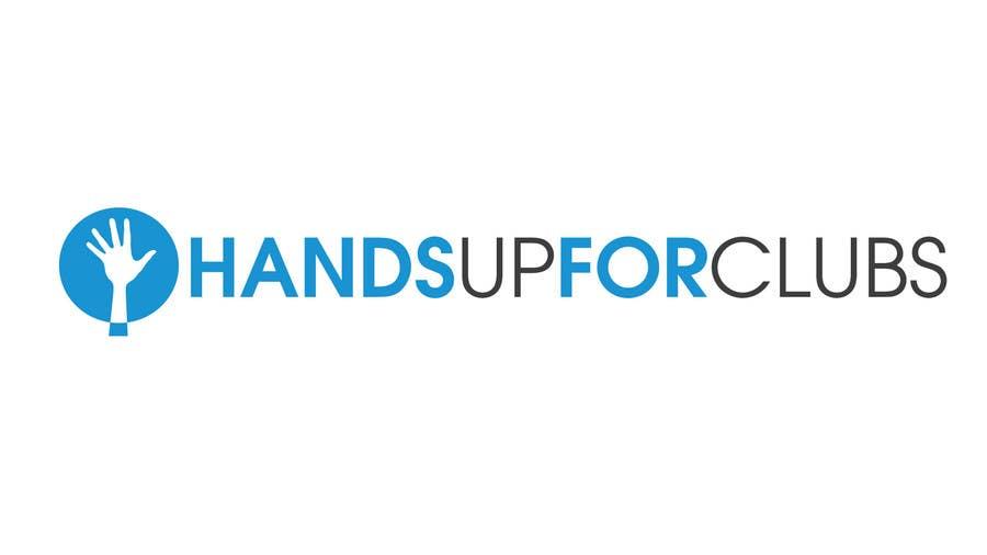 Inscrição nº 80 do Concurso para Design a Logo for Hands Up for Clubs