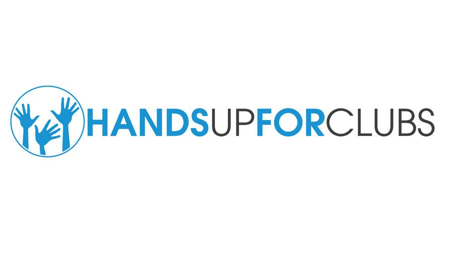 Proposition n°81 du concours Design a Logo for Hands Up for Clubs