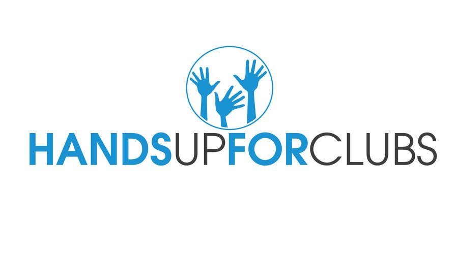Proposition n°82 du concours Design a Logo for Hands Up for Clubs