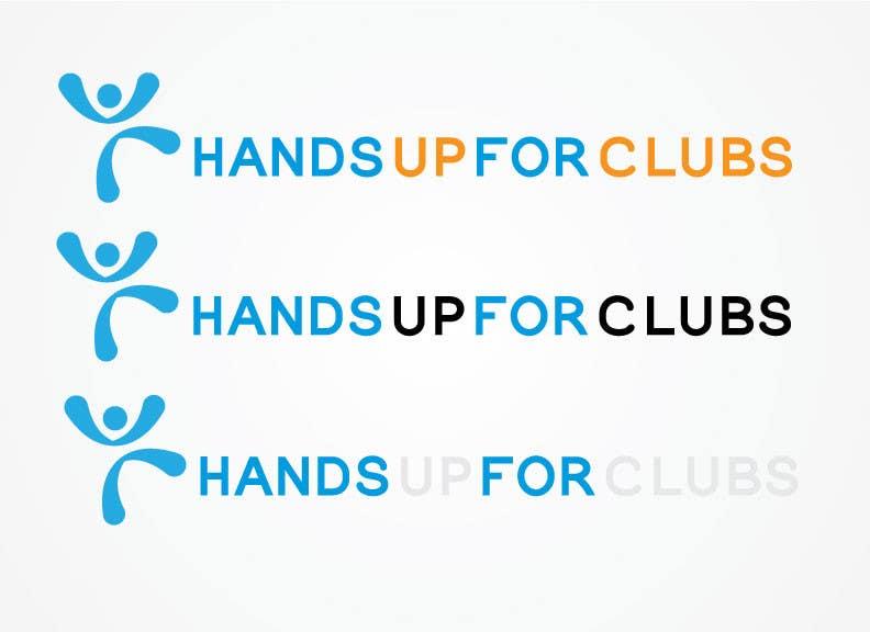 Inscrição nº 120 do Concurso para Design a Logo for Hands Up for Clubs