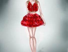 Nro 4 kilpailuun Illustrate Fashion Sketches käyttäjältä lauraburdea