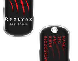 #1 for Men dog tag design by hassanhami