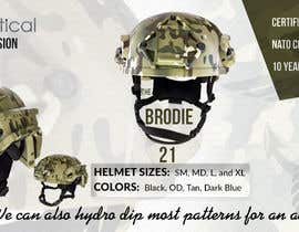 #17 for Helmet Banner Design by sweetys1