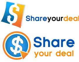 #35 para Logo Design for Shareyourdeal por aabeeroy