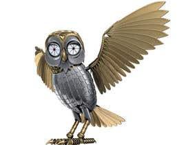 #3 para Robotic Bubo Ornithopter Design de nazmulislam019