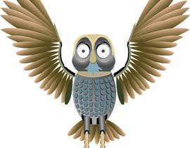 #15 para Robotic Bubo Ornithopter Design de nazmulislam019