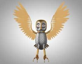 #14 para Robotic Bubo Ornithopter Design de Karemradwan