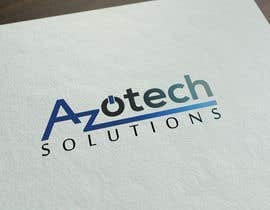#28 for Logo for Azotech Solutions by Sohannishu