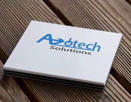 #35 for Logo for Azotech Solutions by mustafadidaamiri