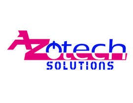#60 for Logo for Azotech Solutions by tapu3400