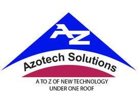 #68 para Logo for Azotech Solutions de tapu3400