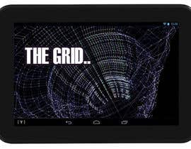"sharpBD tarafından Design an App Mockup for ""THE GRID"" için no 22"