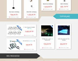 #4 for New theme design for Prestashop by marinagligoric