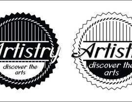 #123 para Logo + Symbol for 'Artistry' - art based video production brand. de mutaz2015
