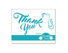 #22 for Design a thankyou card by jasminmaurice