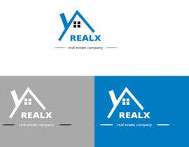 #34 para REALX - Real estate brand Logo for new investors group de husainmill