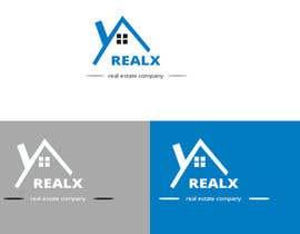 #34 untuk REALX - Real estate brand Logo for new investors group oleh husainmill