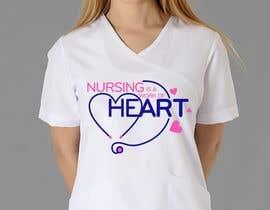 #28 para Nursing is a work of heart de IRBAZ