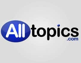 #1029 for Logo Design for alltopics.com by UPSTECH135