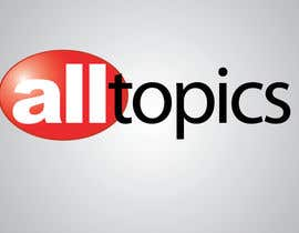 #208 for Logo Design for alltopics.com by stanbaker