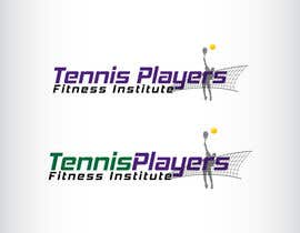 nº 61 pour Design a Logo for tennis players fitness institute par GeorgeOrf