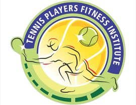 mishrapeekay tarafından Design a Logo for tennis players fitness institute için no 6