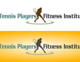 #106 for Design a Logo for tennis players fitness institute af mahossainalamgir